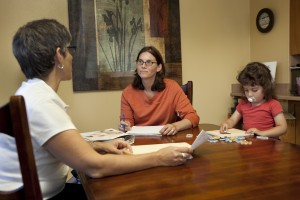 CASA Volunteers Represent Children in Court